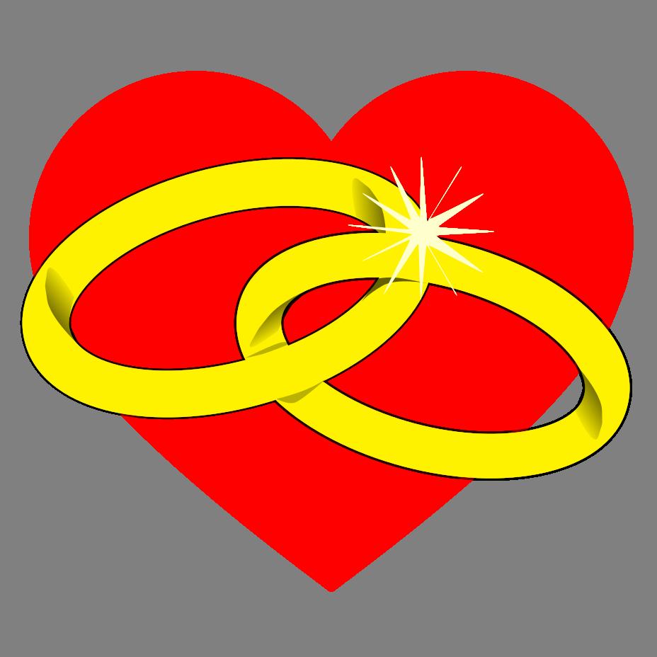 Blahopřání k sňatku, přáníčka ke stažení - Blahopřání k sňatku pro novomanžele